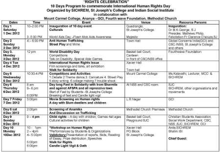 Final - 10 day prog schedule HR day 2012