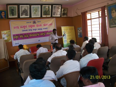 srinivaspura  child rights &child act awenaess pro on 21-01-2013  (9)