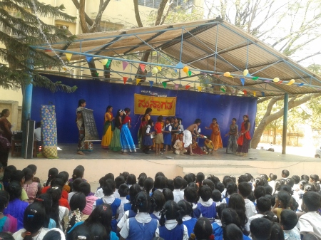 Children's performances on Child Rights and Child Marriage