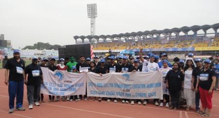 Bangalore TCS 10K Marathon 2013