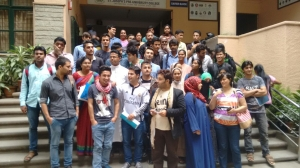 Human Rights Dipolma Students 7th Batch