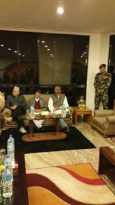 South Asia Members Meeting.