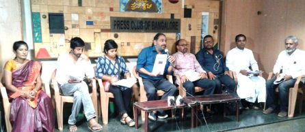 HR Manifesto Press meet