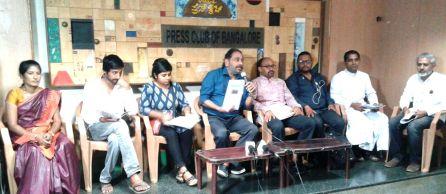 HR Manifesto Press meet